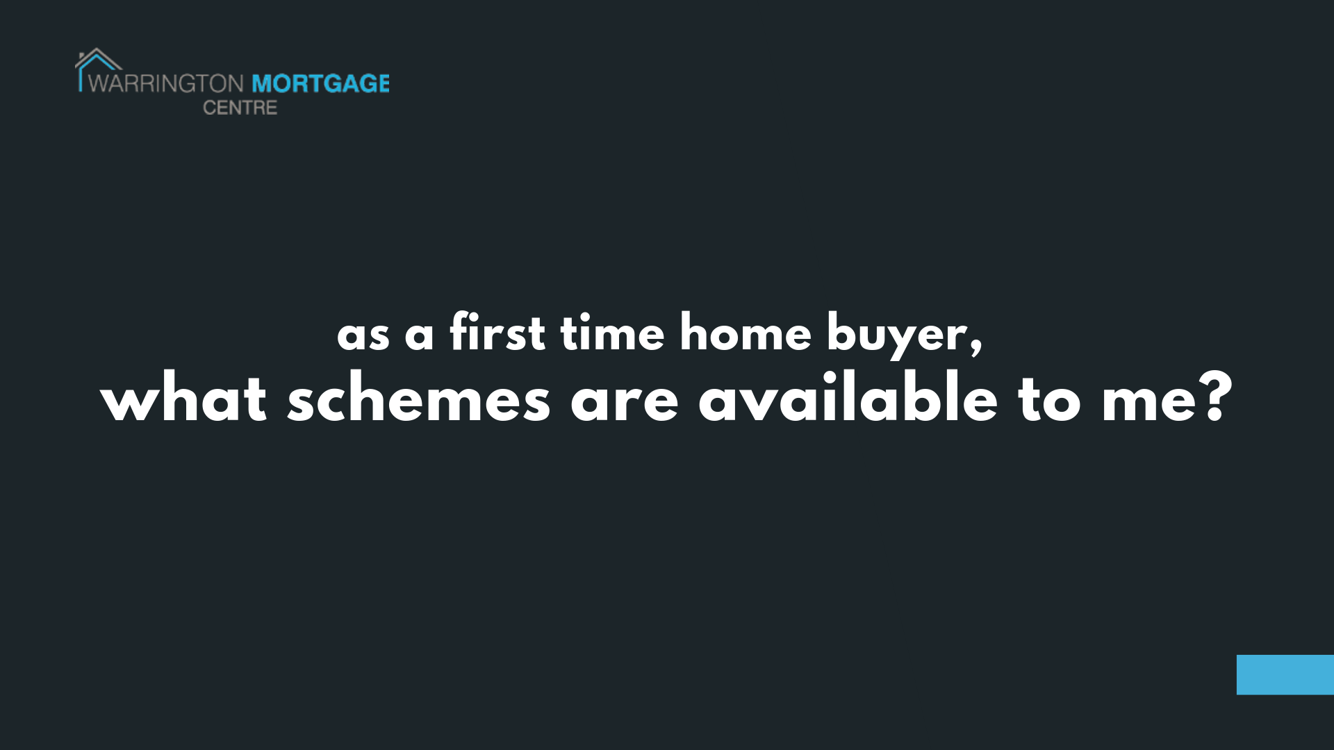 Schemes available for first time home buyers in the UK.