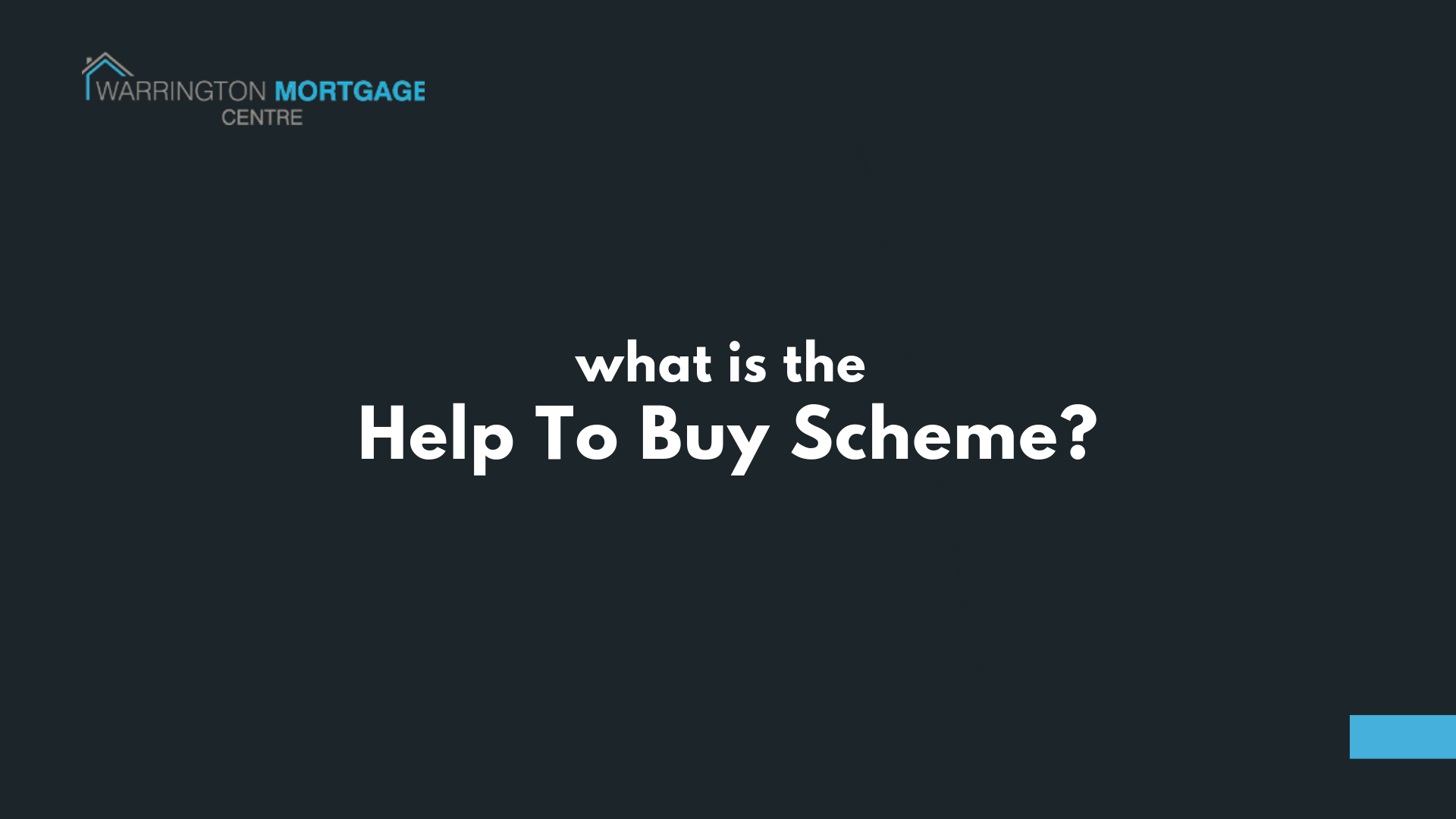 What is the 'Help to Buy' Scheme?