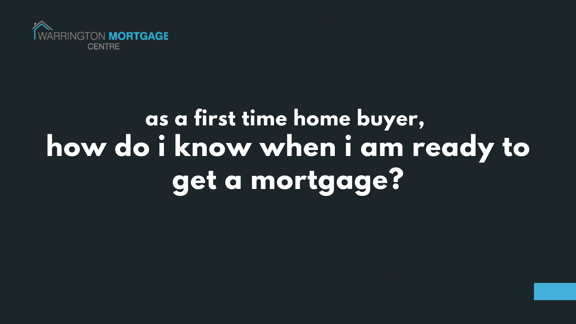 As a first time home owner, when is the right time to buy?